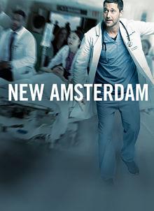 Sinopsis pamain genre Serial New Amsterdam (2018)