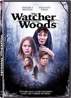 Lionsgate Watcher in the Woods on DVD