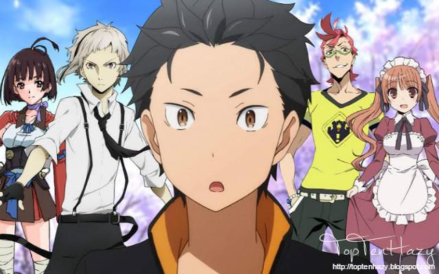10 anime hay nhất 2016 - toptenhazy.blogspot.com