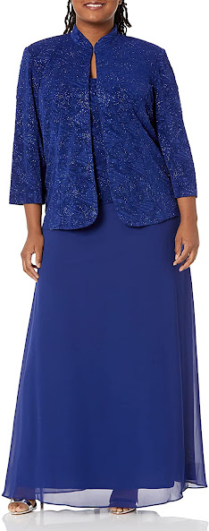 Good Looking Plus Size Mother of The Groom Dresses With Jackets
