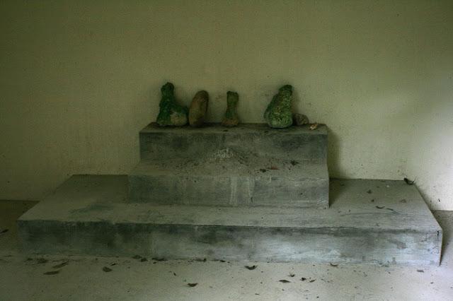 真栄平グスク(めへだいらむら御嶽)の写真