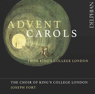 Advent Carols from King's College, London - DELPHIAN