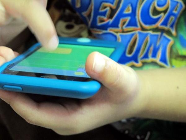 子供用スマートフォン