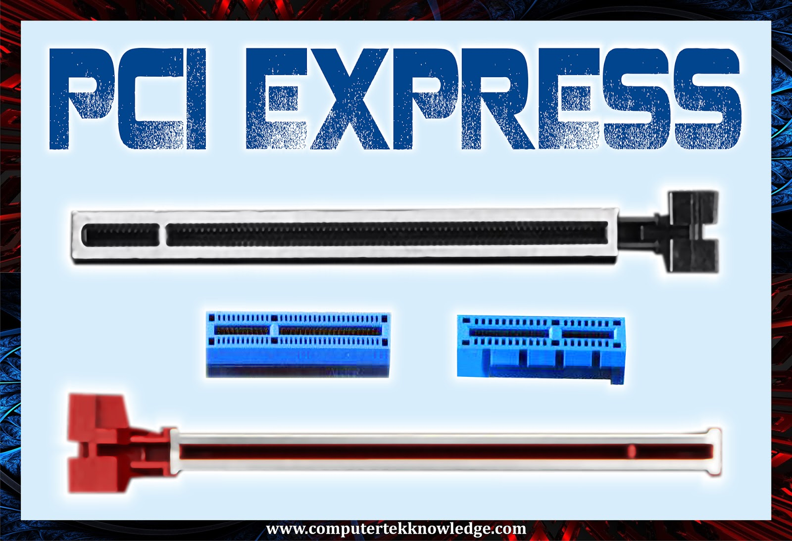 what is pci express in hindi