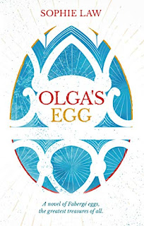 Olga's Egg by Sophie Law cover
