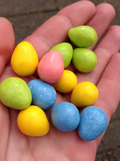 Reese's Pieces Eggs