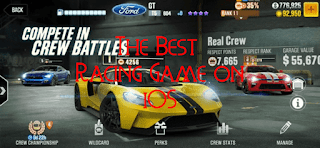 The Best Racing Game on iOS 1