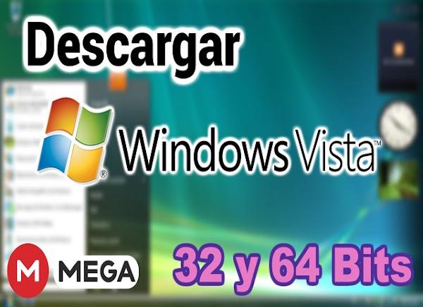 Windows Vista SP2 (X32 - X64 bits) Español [ UL - FF]