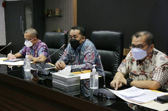 Triwulan II, Belanja Modal Pemko Medan Baru 3,49%