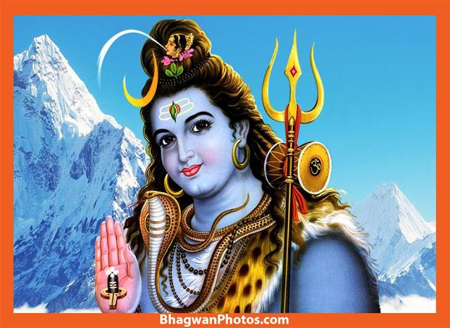 Lord Shiva Wallpaper High Resolution