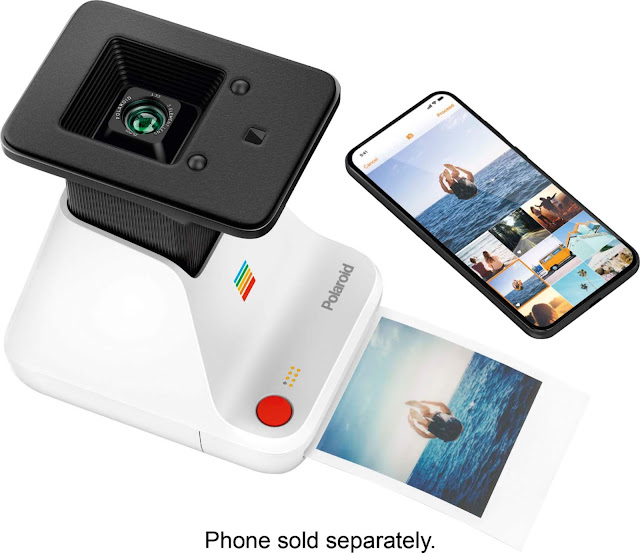 Instant Cell Phone Photo Printer
