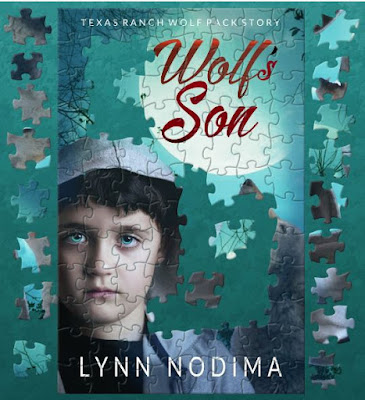 Jigsaw puzzle made from Wolf's Son Cover