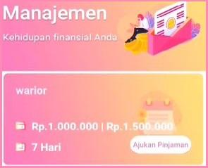 dana baik pinjaman online