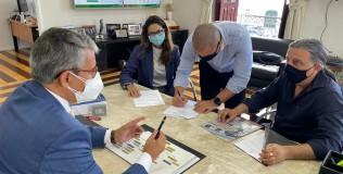 Iterma assina ACT com a CGJ-MA para Regularização Fundiária na Região Metropolitana de São Luís