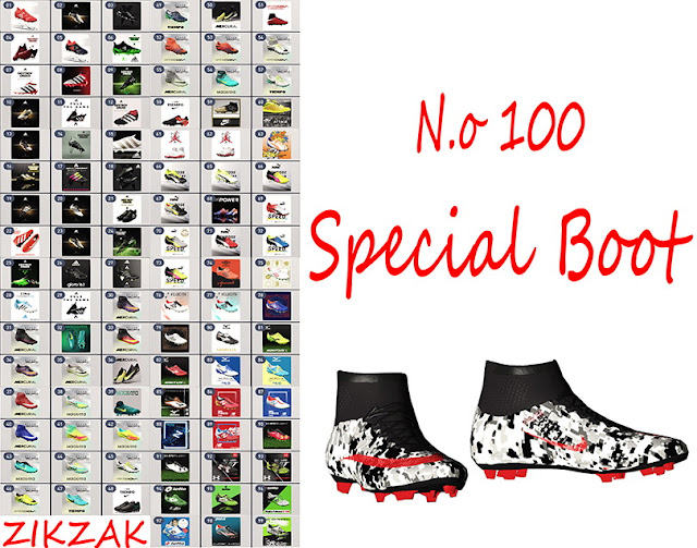 Best and Most Complete Bootpack For PES 2017 by Ali_ZIKZAK