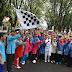 Peserta Jalan Santai Hari Koperasi ke 72 Tingkat Kota Padang Dilepas Wali Kota