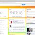 صفحة بداية رائعة لمتصفح جوجل كروم