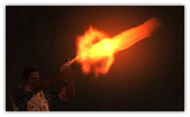 MOD GTA SAN ANDREAS VIỆT NAM: MOD HIỆU ỨNG
