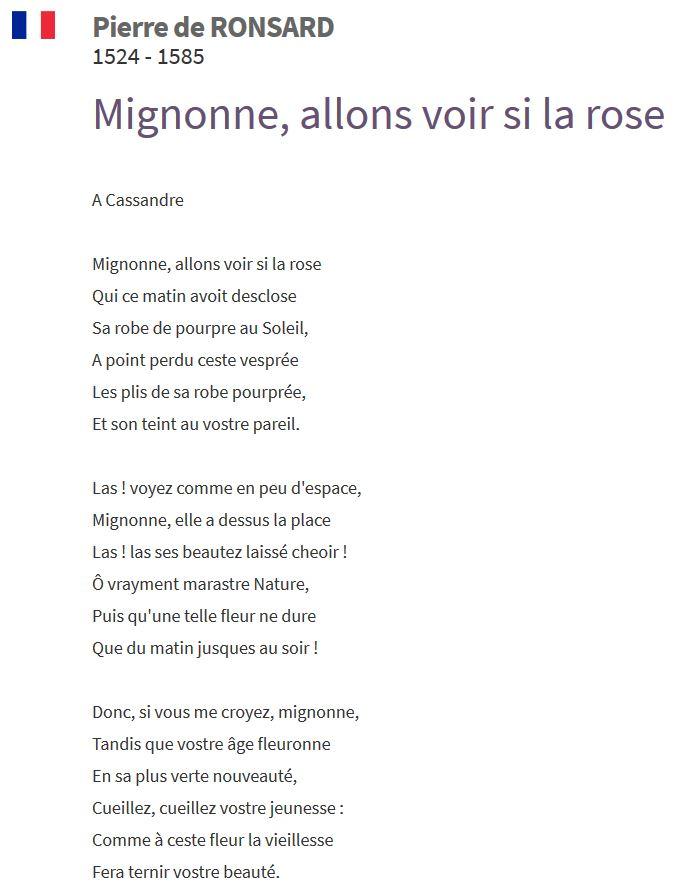 Mignone Allons Voir Si La Rose : mignone, allons, Dernières, Infos, Haute, Tarentaise, Pierre, VILLENEUVE:,