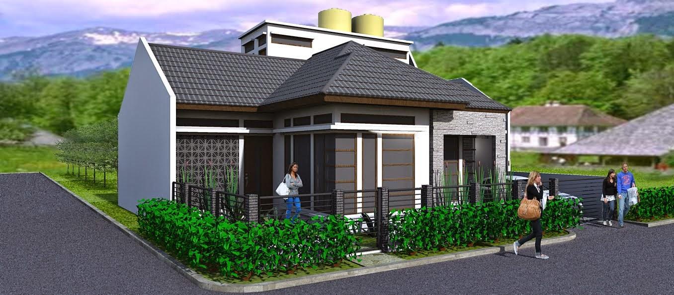 Rumah Minimalis 1 Lantai Di Hook Desain Rumah Minimalis