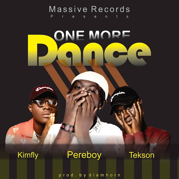 New Music: Tekson ft. Pereboy & Kimfly - One More Dance