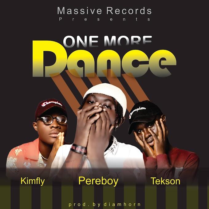 New Music: Tekson ft. Pereboy & Kimfly - One More Dance