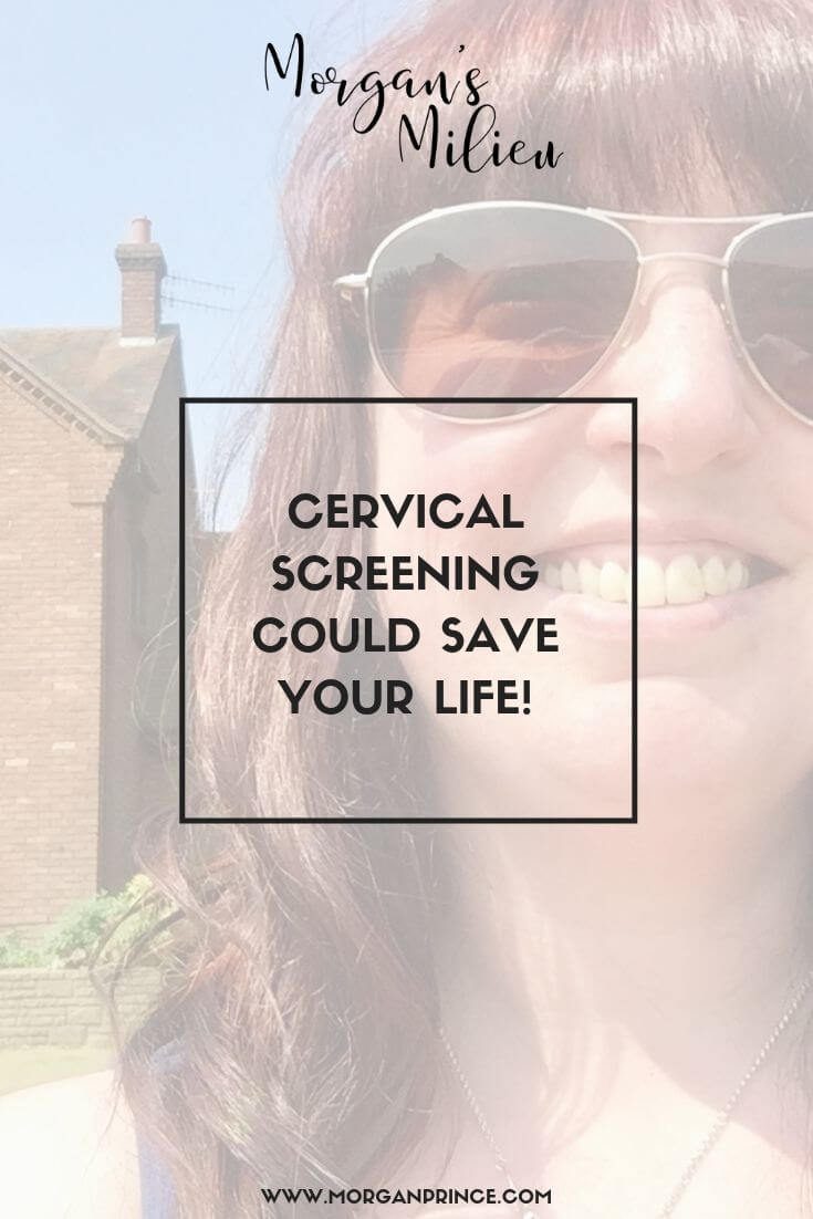 Cervical Screening Could Save Your Life! | I am here today thanks to cervical screening.