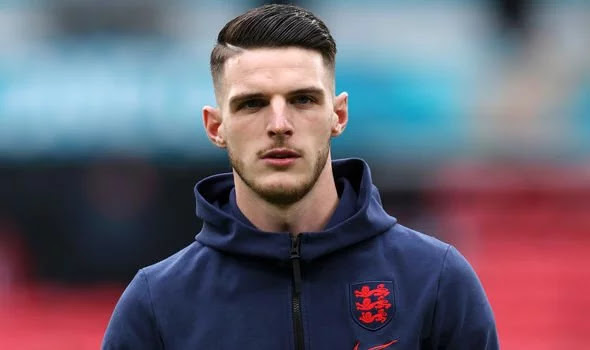 What Man Utd have been told by West Ham about Declan Rice transfer amid Paul Pogba threat
