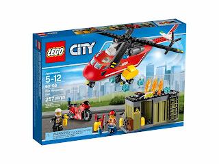 set database: LEGO 60108 fire response unit