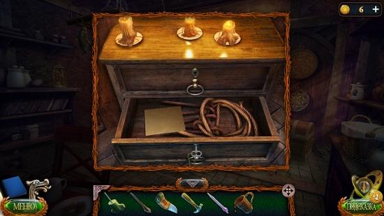 снаряжение для альпинистов в ящике в игре затерянные земли 4 скиталец