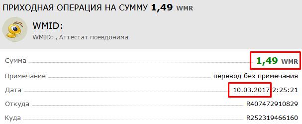 profit-ruble заработок на кликах