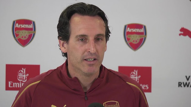 Transfer: Unai Emery asks Mustafi to leave Arsenal
