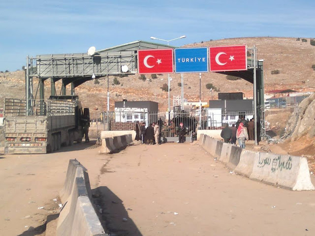 Erdogan Regime Rushes to Close the Border Crossings with Syria's Idleb Province - Like This Article