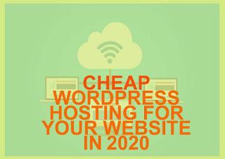 cheap-WordPress-hosting-2020