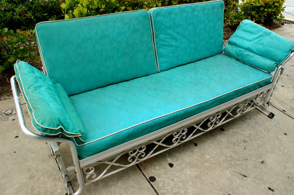 Wrought Iron Furniture On Pinterest Vintage Metal Chairs