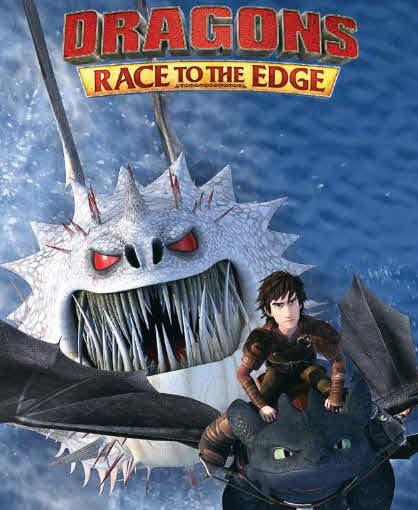 مسلسل Dragons: Race to the Edge موسم 2 كامل