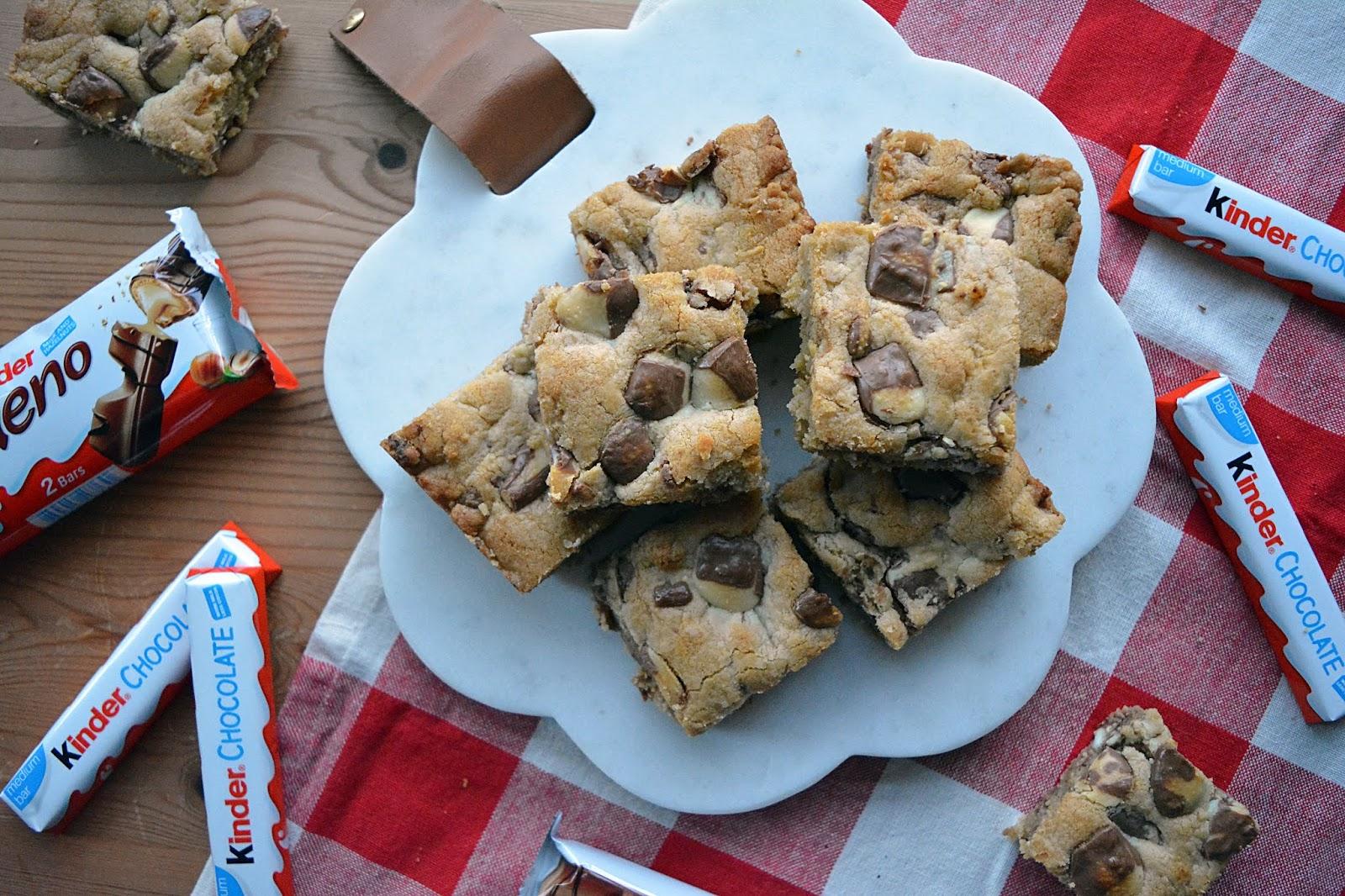 kinder, kinder cookies, chocolate, cookies