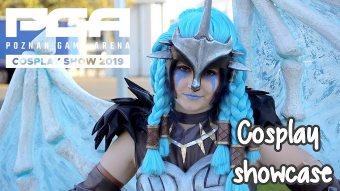 Cosplay desde Poznań Game Arena 2019