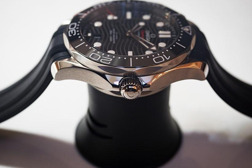 Réplicas De Relojes Omega Seamaster Professional Diver 300M Co-Axial Master  Chronometer 2489bc67cbaf