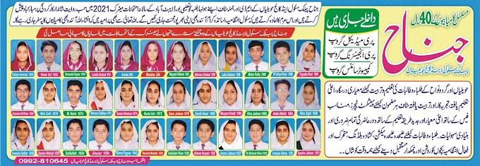 Jinnah Public School & College Havelian Admissions