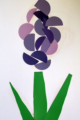 Paint Chip Hyacinth