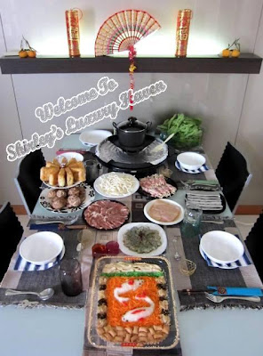 how to make cny steamboat dishes
