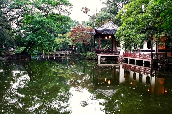 สวนจี้ชั่ง (Jichang Garden) @ www.gardenvisit.com