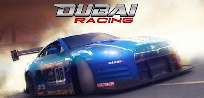 Dubai Racing MOD APK v2.0 Full Hack Unlimited Money (Game Balap Ukuran Kecil Offline) Terbaru 2017 Gratis