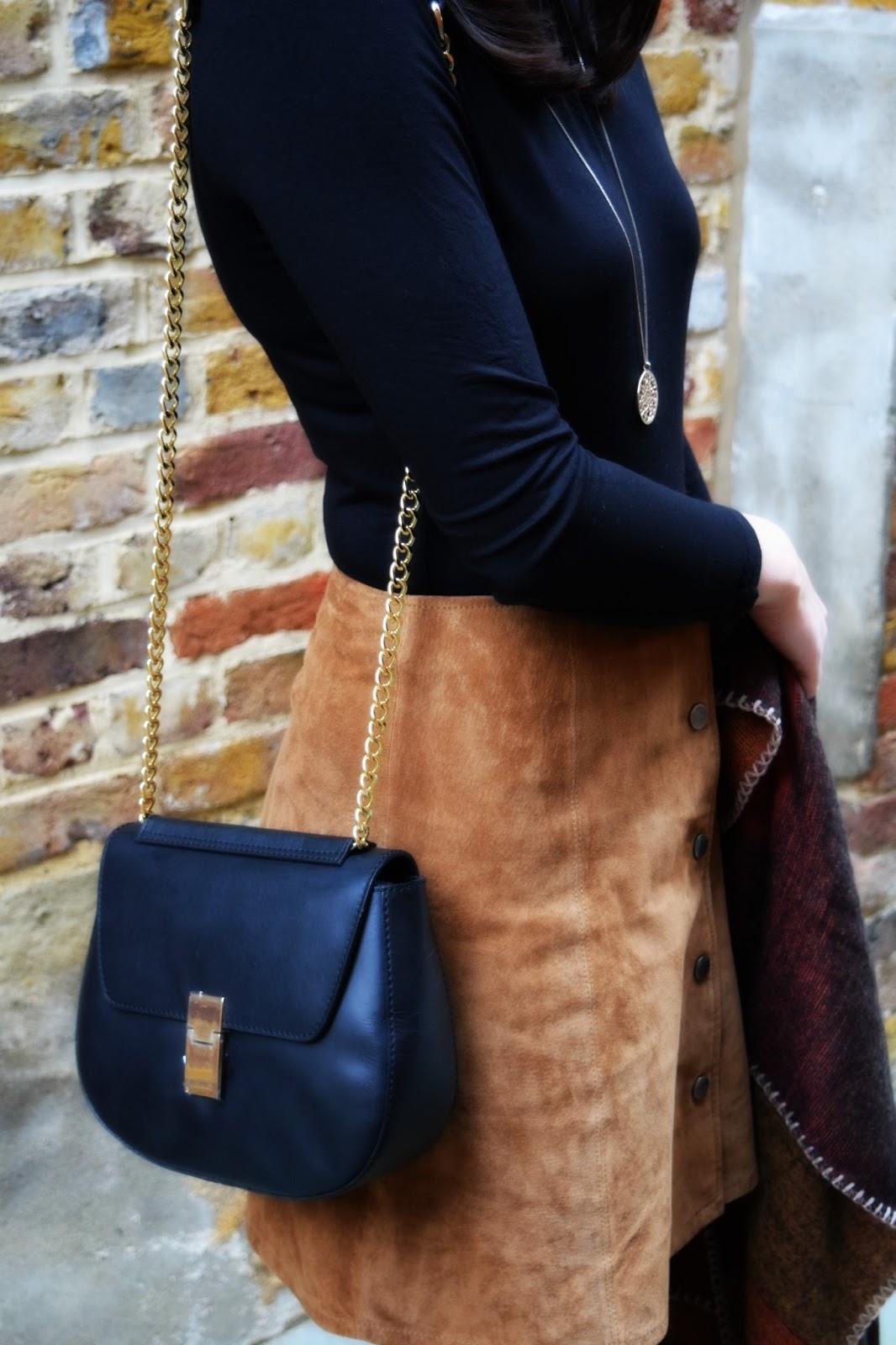 ASOS satchel handbag