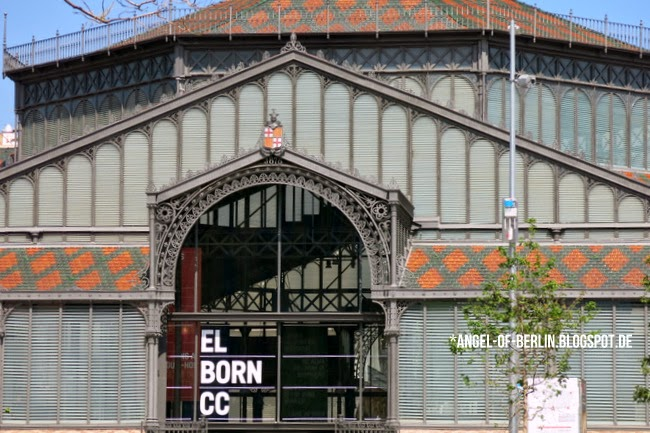 Barcelona: EL Born Cultural Center