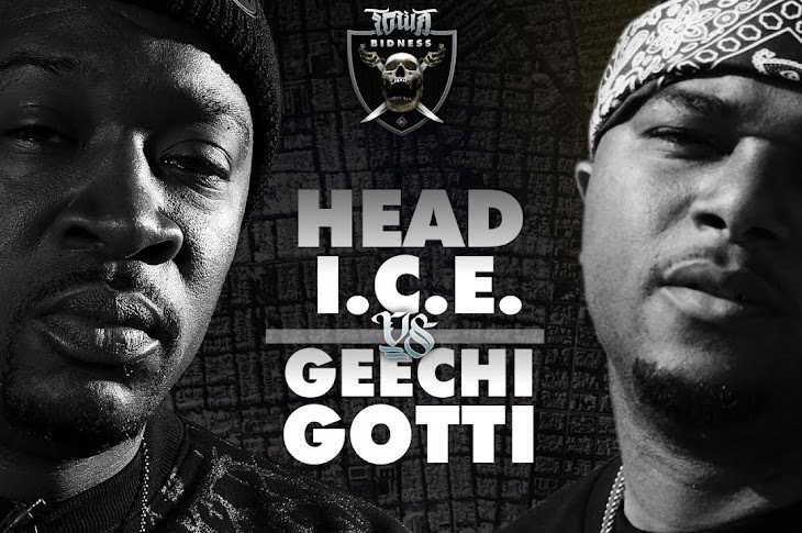 KOTD Presents: Geechi Gotti vs Head I.C.E