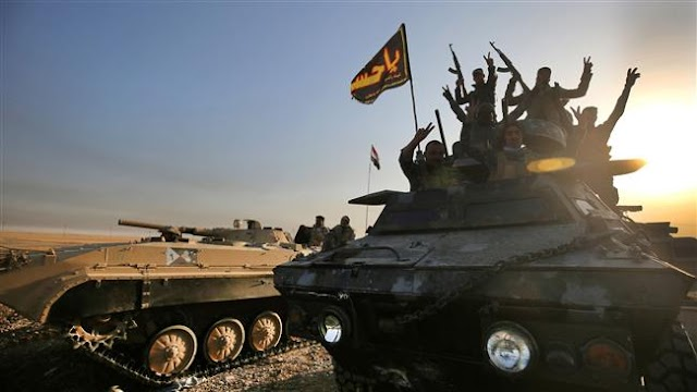 Nineveh operation in final phase: Iraqi premier