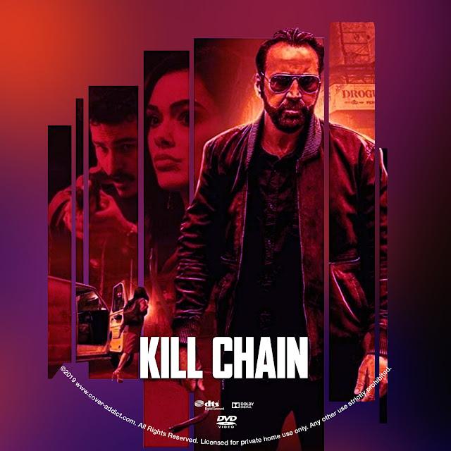 Kill Chain DVD Cover