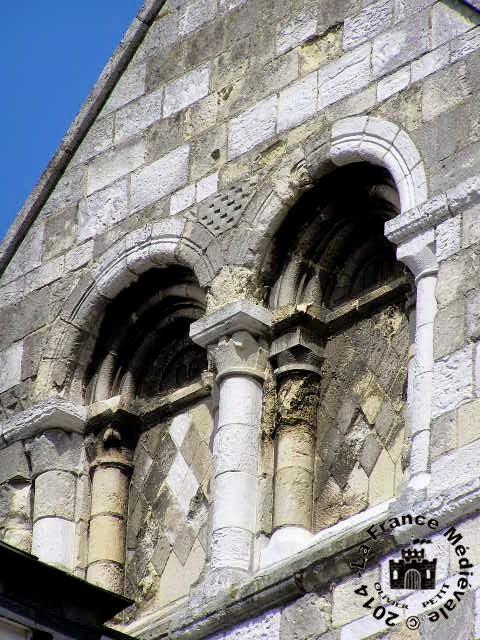 LE HAVRE (76) - Abbaye de Graville